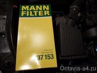 Воздушный фильтр фирмы MANN