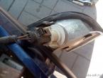 Замена лампочки поворотника