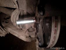 "Ремонтный ""палец"" суппорта quick brake 11202 10/1.25"