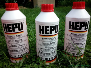 антифриз Hepu g12